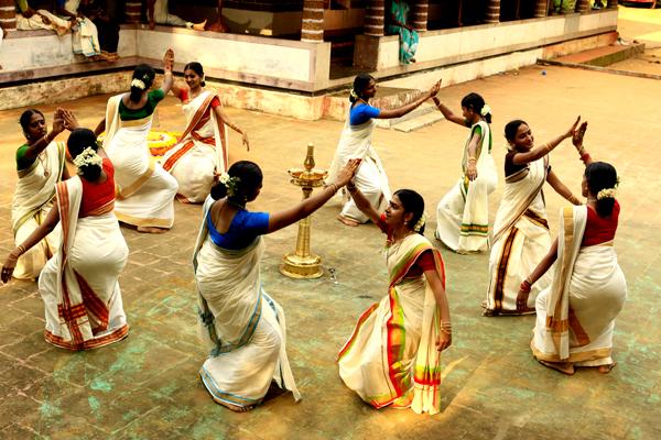 Thriuvathira Festival