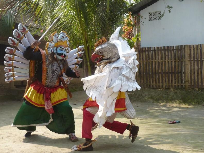 Mask Dance Festival, Majuli