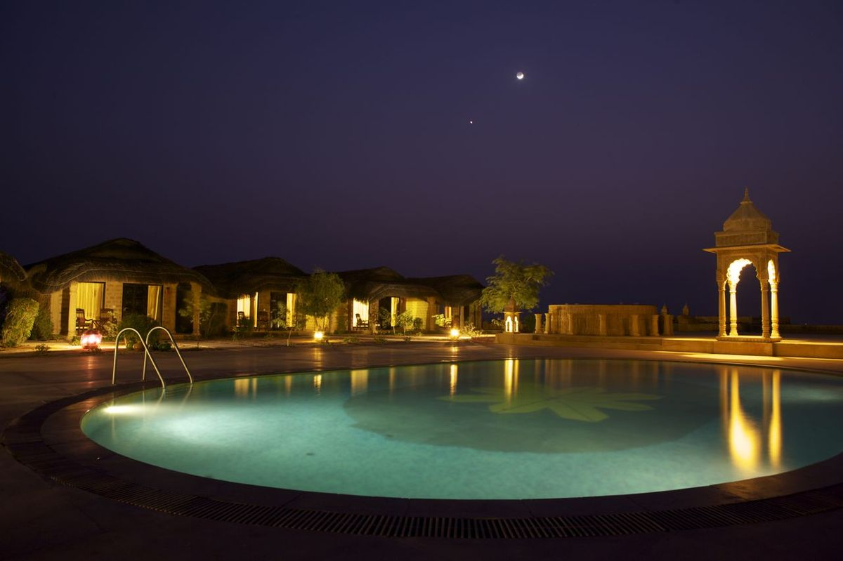 Dera Dune Retreat, Jamba, Rajasthan