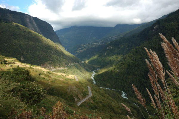 Enroute Tawang, these are just some of the vistas you'll see.