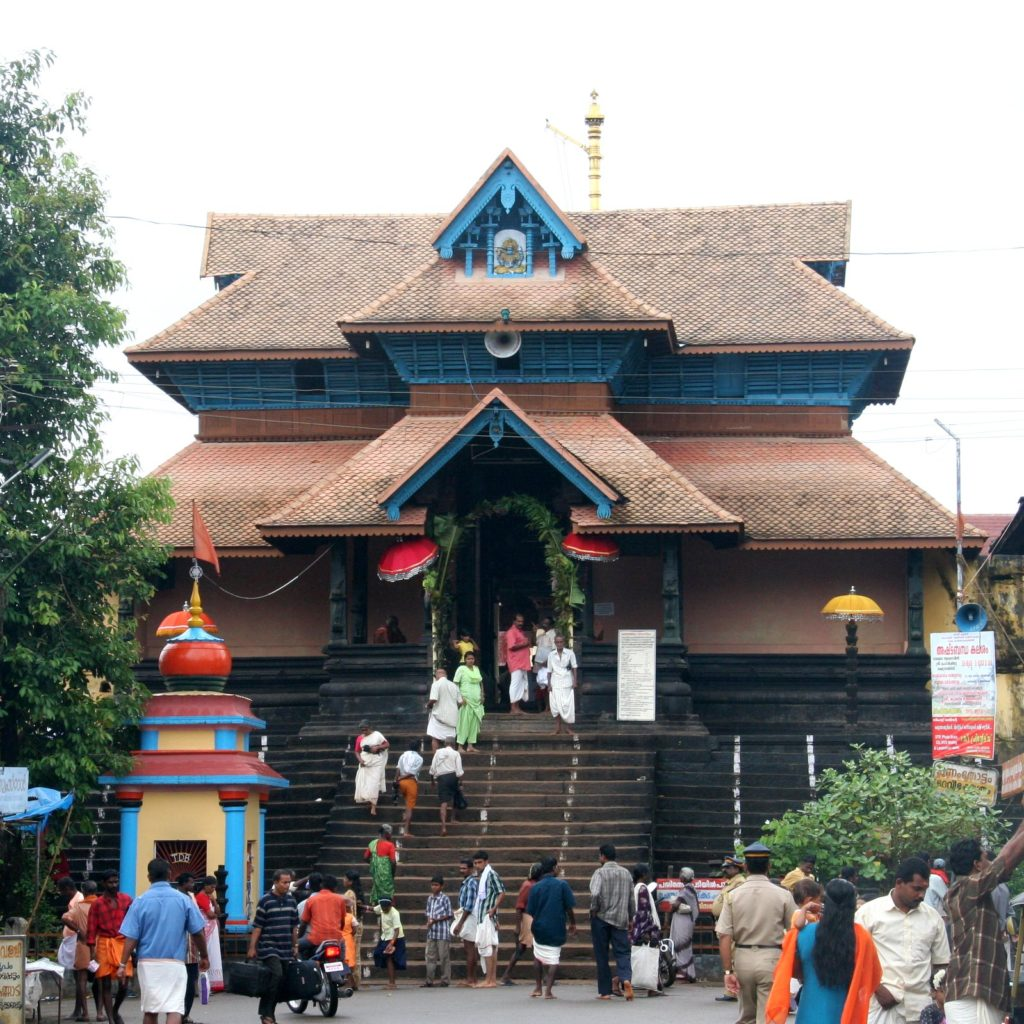 Parthasarathy Temple, Aranmula