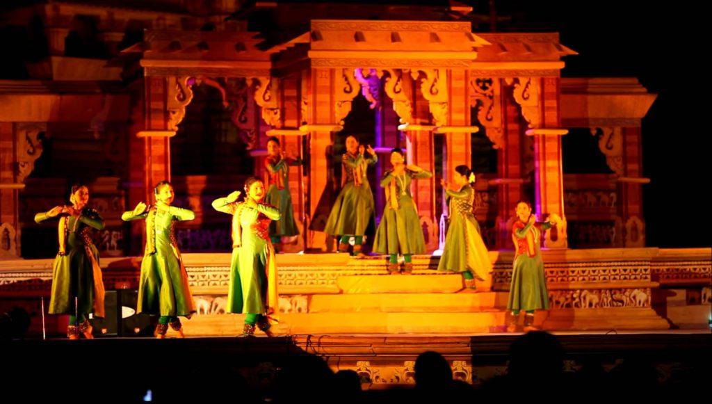 The Khajuraho Dance Festival, Madhya Pradesh