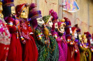 Nagaur Festival Puppets